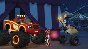 Melissa Rauch Guest Voicing 'Blaze and the Monster Machines'