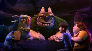 Netflix Unveils 'Trollhunters'/'Stranger Things' Mash-Up