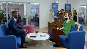 Halifax Bank Unveils Scooby-Doo as Star of New TV Commercial