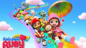 'Rainbow Ruby' Expands Global Media Partners