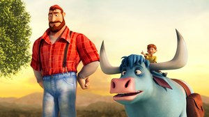 Watch 'Bunyan & Babe' for Free on Google Play!