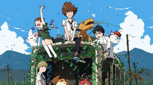 Shout! Factory, Toei Animation Form Multi-Picture Distribution Pact for 'Digimon'