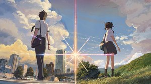 Makoto Shinkai's 'Your Name' Arrives in North America April 7