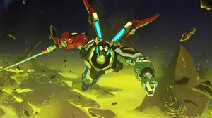 DreamWorks 'Voltron Legendary Defender' Season Two Launches on Netflix