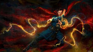 Visualizing the Fantastic Worlds of 'Doctor Strange'