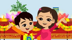 Toonz Media Group, Sharmaji Productions Unveil 'Uma and Devan Namaste!'