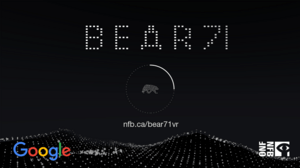 NFB's 'Bear 71' Documentary Now Available as Free VR Experience