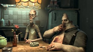 Animation Workshop Releases Zombie Comedy 'Less than Human'