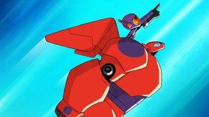 Disney XD Orders Second Season of 'Big Hero 6 The Series'
