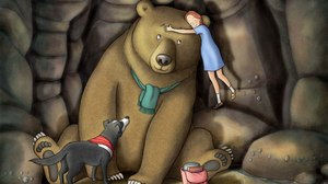 'We're Going on a Bear Hunt' Nets Inaugural Cameo Award