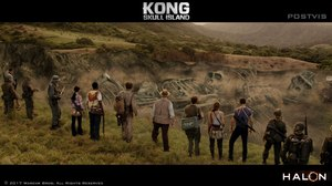 Halon Takes On Previs, Postvis and Final VFX for 'Kong: Skull Island'