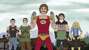 Adult Swim Greenlights Two New Action-Packed Animated Series