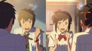 Makoto Shinkai's 'Your Name' Now in U.S. Theaters!