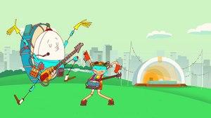 Amazon Original Kids Series 'Danger & Eggs' Cracks Open June 30 on Prime Video