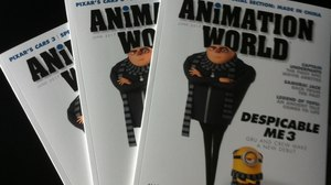 Free Download: Special Annecy Edition of Animation World Magazine