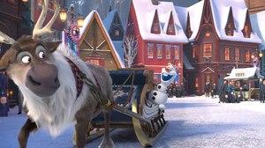 Walt Disney Animation Studios Unwraps 'Olaf's Frozen Adventure'