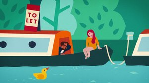 Trunk Teams with Illustrator Anna Kövecses for New Rightmove Spot