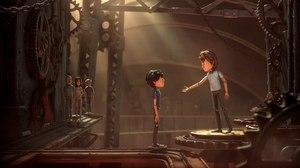 Oscar-Winning Director Laurent Witz Helms 'Cogs' Short for AIME