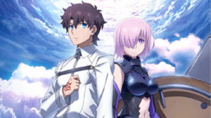 The Greatest Holy Grail War Begins on Blu-ray this Fall with 'Fate/Grand Order -First Order-'