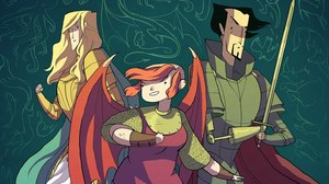 Patrick Osborne's 'Nimona' Set for 2020 Release