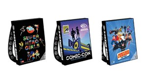 Warner Bros. Television Unveils Collectable Bags for SDCC 2017