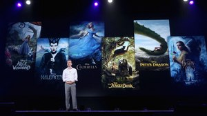 Disney Showcases Live-Action Slate at D23 Expo 2017