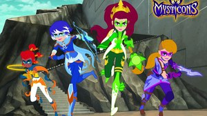 Nelvana Launches 'Mysticons' Digital Media