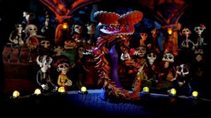 Keep it in Motion - Classic Animation Revisited: 'Hasta los huesos'