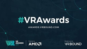 VR Bound Announces AMD, Foundry and HP as VR Awards Partners