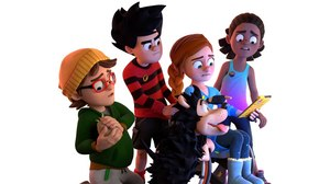 Jetpack Acquires Int'l Rights to 'Dennis & Gnasher Unleashed'