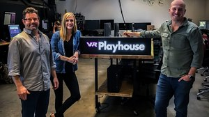 VR Playhouse Merges with Identity FX
