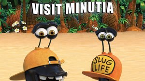 Seriously and Reel FX Reunite for 'Visit Minutia'