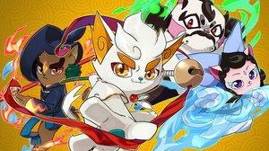 Splash Acquires Dazzling Star's 'Jing-Ju Cats'