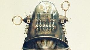 Robby the Robot to Sell at Bonhams