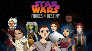 Disney Channel Schedules New 'Star Wars: Forces of Destiny' Specials