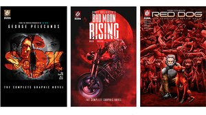 Michael Bay's 451 Brings Graphic Novels from Hollywood Talent to NYCC
