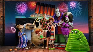 Sony's First Look at 'Hotel Transylvania 3'