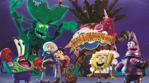 Screen Novelties Delivers Spooky Thrills and Chills for 'SpongeBob SquarePants' Halloween Special