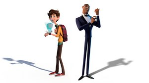 Will Smith, Tom Holland Cast as Blue Sky's 'Spies in Disguise'