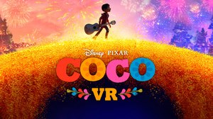 Pixar Announces 'Coco VR' at Oculus Connect