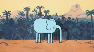 Pictures from the Brainbox: A Weekly Dose of Indie Animation - 'Effervescing Elephant'