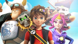 ZAG, Bandai Link 'Zak Storm' Show, Toys, Mobile Game