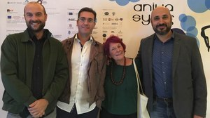 10th ANIMA SYROS INTERNATIONAL ANIMATION FESTIVAL 27 September – 1 October 2017 Syros, Greece