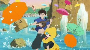 Masaaki Yuasa Speaks in Many Colors
