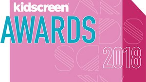 Shortlist Set for 2018 Kidscreen Awards