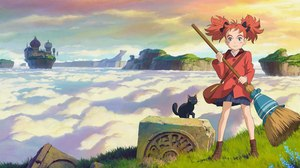 New Trailer & Poster Arrives for Studio Ponoc's 'Mary and the Witch's Flower'