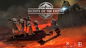 The VOID Integrates IKinema into 'Star Wars: Secrets of the Empire'