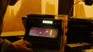 Communicating the Abstract: the User Interfaces of 'Blade Runner 2049'