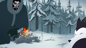 Fx Goby Builds a Fire with Jack London Adaptation