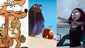 Three Features, Four Shorts Nominated for Animation Cesars